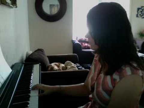How to play Parting Gift Fiona Apple Cover on piano - YouTube