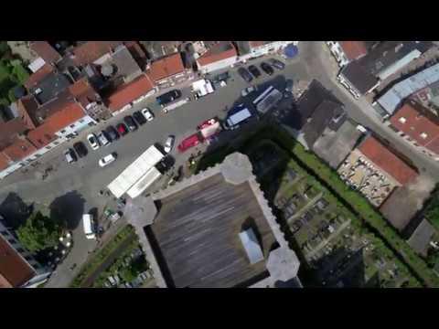 Lissewege torenwachter andré de blieck youtube