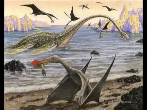 Ornithocheirus VS Quetzalcoatlus