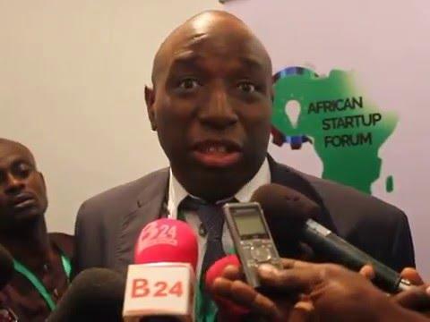 AFRICAN STARTUP FORUM, LE POINT DE PRESSE POUR JUSTIFIER L'ASF