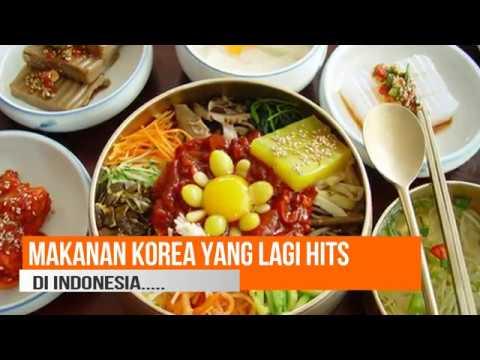Terbaru Ini Nih 7 Makanan Korea Yang Lagi Hits Di Indonesia