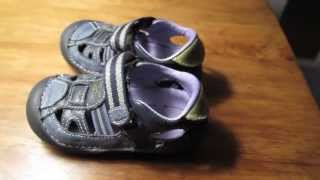 Stride Rite shoes- toddler shoes- infant shoes review