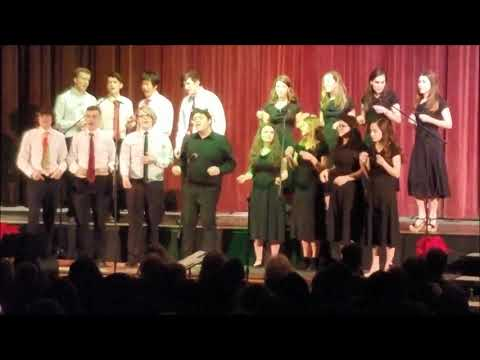 Friends of Old Rochester Music presented the Old Rochester Regional High School Holiday Concert, Dec