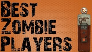 I Play With The Best Zombie Players! Going for All World Records