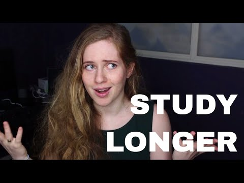 How I study for long periods of time // Actuary Study Tips