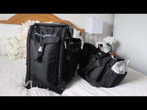 My Freelance Makeup Kit | Storage Tips & Organization | MAC Zuca
