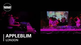 Appleblim 35 min Boiler Room DJ Set