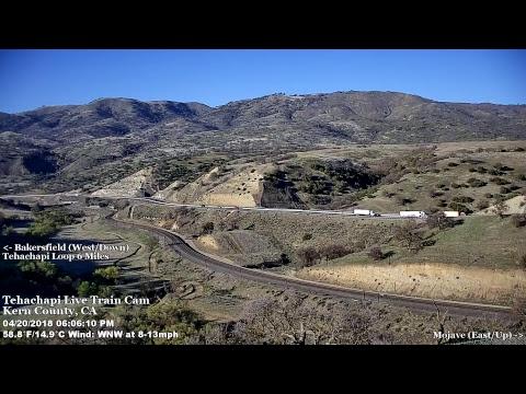 Tehachapi Live Train Cam