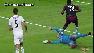 ملخص مباراة ريال مدريد وميلان 3-1 أهداف نارية - هدف بنزيما في الدقيقة الثانيه