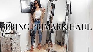 One of Laura Meachem's most viewed videos: SPRING PRIMARK HAUL // Outfit ideas on a budget!