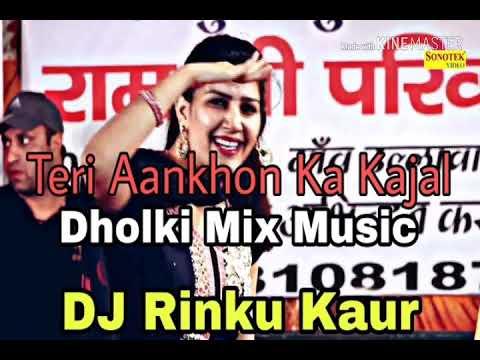 teri-aankhon-ka-ye-kajal-super-hit-hariyanvi-song-dj-rinku-kaur