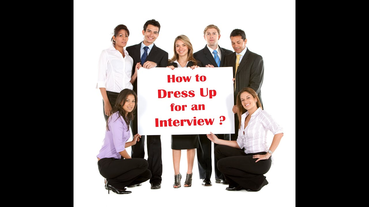 how to dress up for an interview
