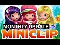 Miniclip Monthly Update #3