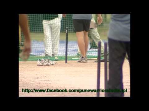 Pune Warriors Training Practice