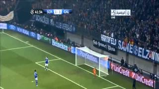 Schalke vs Galatasaray 2-3 Highlights HD!