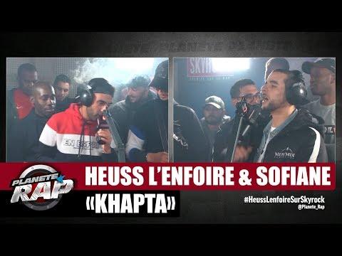 [Exclu] Heuss L'enfoiré 'Khapta' ft Sofiane #PlanèteRap