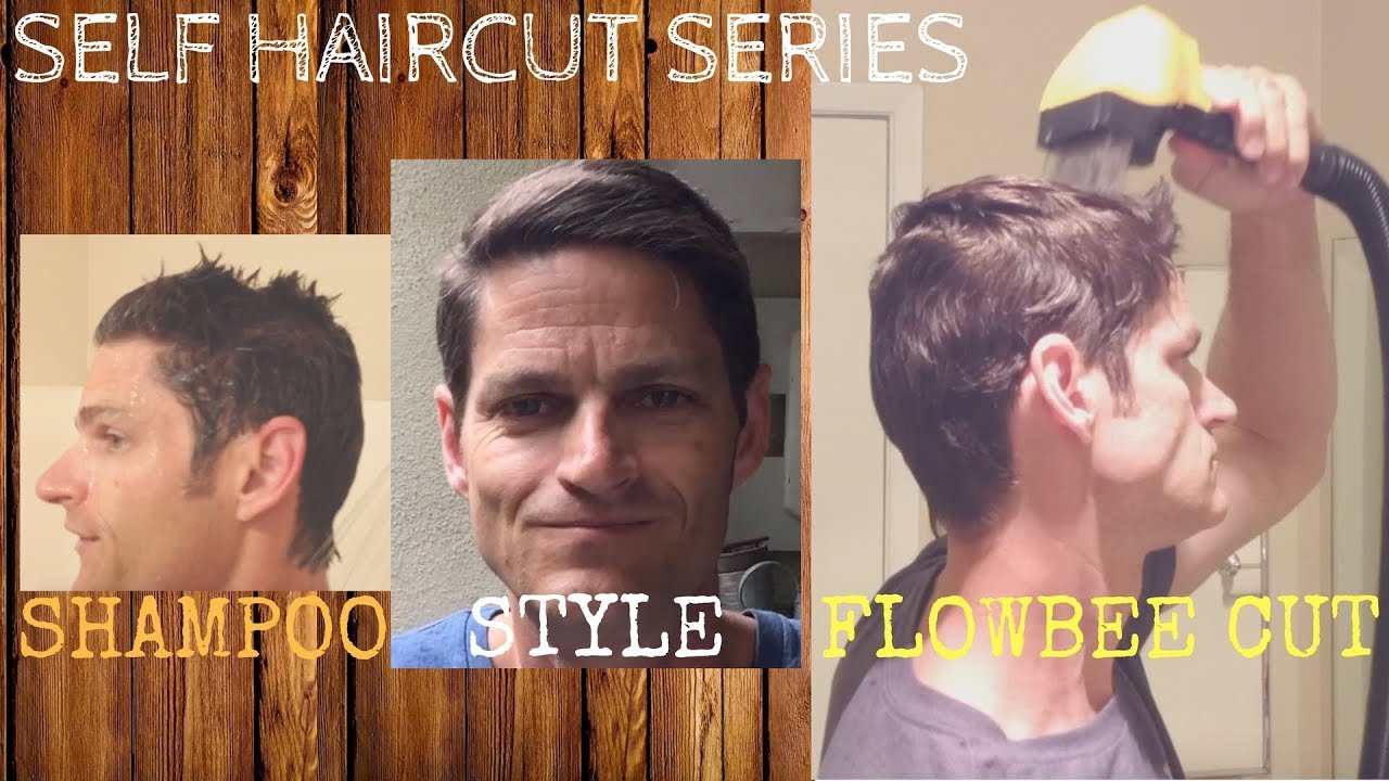 flowbee hair styles how to flowbee cut your own hair shower style routine 6356