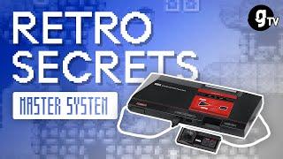 Das Sega Master Syṡtem im Detail - Das musst du über die Retro Konsole wissen! | RETRO SECRETS #08