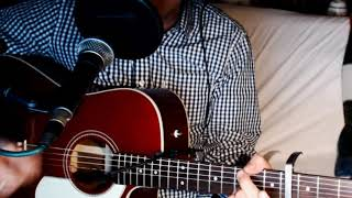#132 With or Without You ~ U2 ~ Cover w/ Fender Sonoran SCE CAR & BT