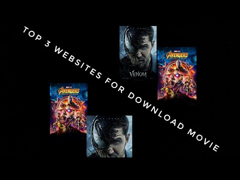 Top 3 site for download HD movies
