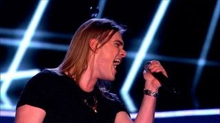 The Voice UK 2013 | Mitchel Emms performs