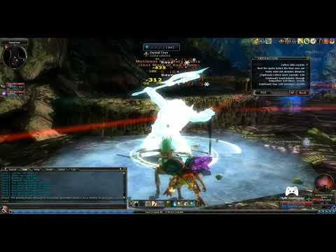 DDO Duo Crystal Cove Run - Laying line, purchases & kobold management