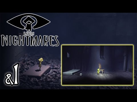 Let's Play: Little Nightmares [PS4] (na ślepo) Odc. 1 -