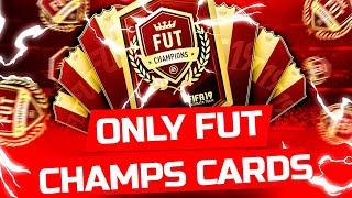 FIFA 19: WEEKEND LEAGUE MIT EINEM ROTE KARTEN TEAM