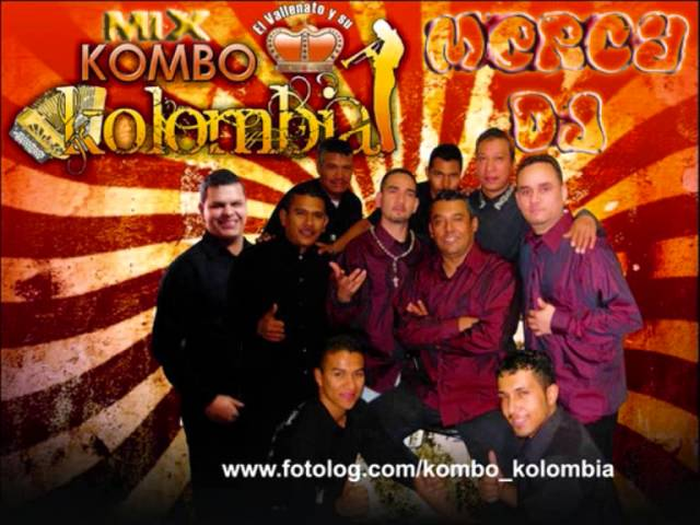Mercy Dj - Mix Kombo Kolombia 2012 Videos De Viajes