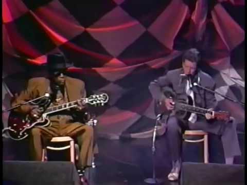 John Lee Hooker And John Hammond Jr [1992]