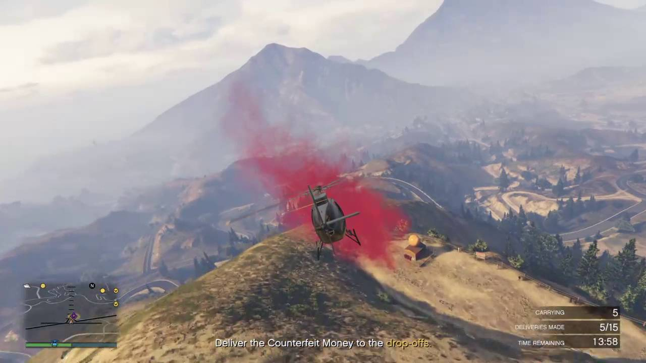 Grand Theft Auto online timeout quando matchmaking