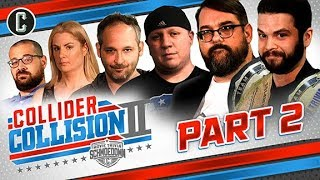 COLLIDER COLLISION II: Movie Trivia Schmoedown | Part 2 - ABOVE THE LINE VS PATRIOTS III