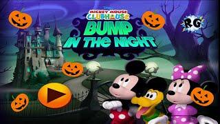 Mickey Mouse - La Casa Embrujada / Especial de Halloween - Disney Junior