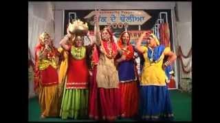 Punjabi Girls Live Performance - Gidha, Jaago - Chak De Dholiya 2009