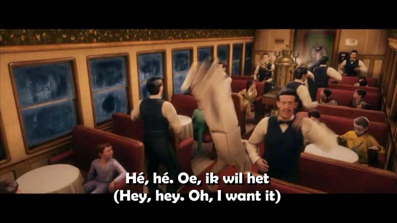 The Polar Express - Hot Chocolate [Dutch] Subs&Trans - YouTube