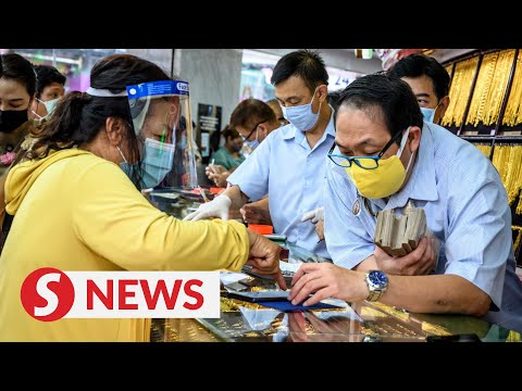 Thais Rush To Sell Off Gold After Price Hike