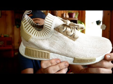 Removing the stripes from your NMD's!! Easiest Method (Linen