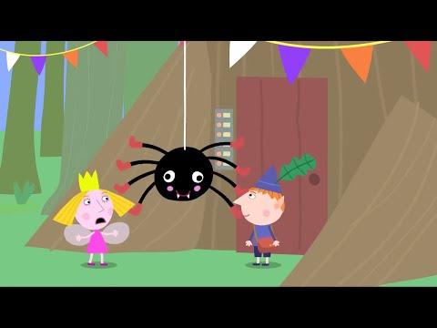 Ben y Holly Día Tonto - Capitulos Completos - Dibujos Animados