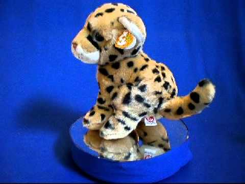 Cheetah Plush Stuffed Animal Video At Anwo Com Animal World Youtube