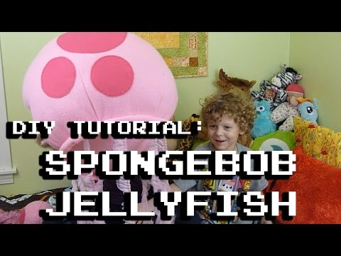 Level Up The Geek - Episode 6 - Spongebob Jellyfish
