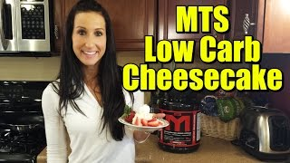 Healthy Cheesecake - Low Carb - High Protein
