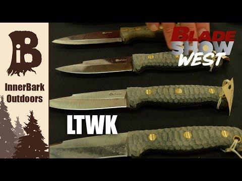 Blade Show West 2018: LT Wright