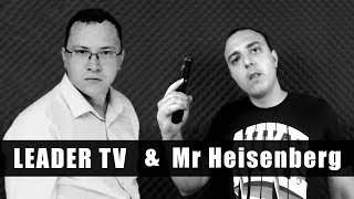 Дисс на интернет-лохотроны – Mr. Heisenberg & Denis LeadER TV – НОВЫЙ КЛИП