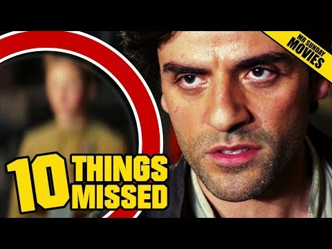 Thumbnail: STAR WARS: THE LAST JEDI Trailer - Things Missed & Easter Eggs