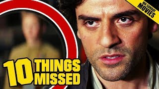 STAR WARS: THE LAST JEDI Trailer - Things Missed & Easter Eggs
