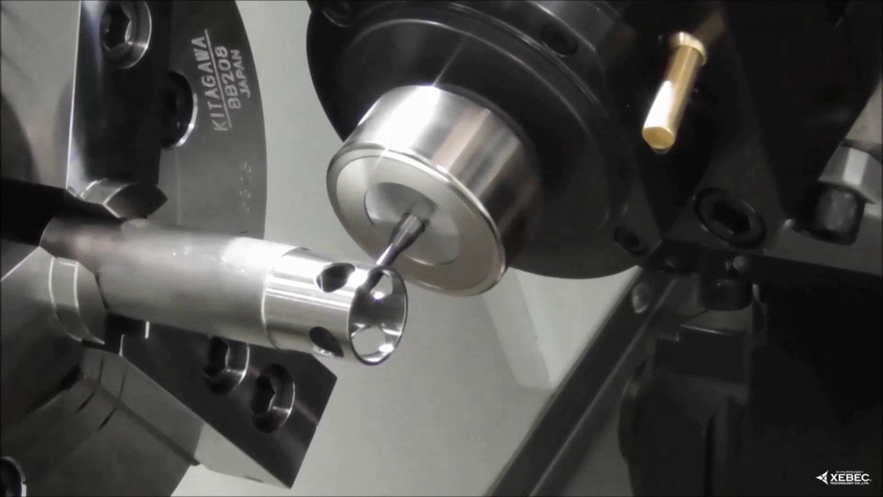 XEBEC Back Burr Cutter and Path™