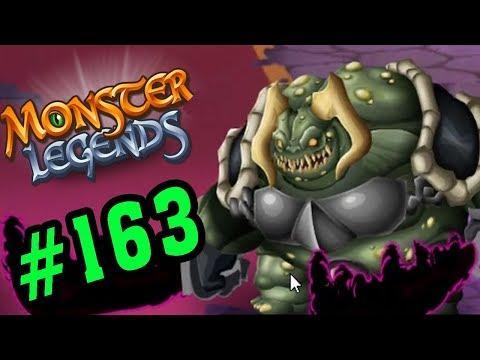 Monster Legends Game Mobiles - Orc Và Song Kiếm Bóng Tối - Thế Giới Quái Vật #163
