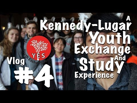 """""""Great Wolf Lodge Waterpark!"""" - Malaysian KL-YES Student Exchange Experience, Week 4"""