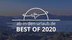 ab-in-den-urlaub.de Best of 2020 – die Top Reiseziele für das nächste Jahr!
