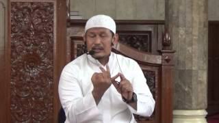 Kajian Tata Cara Sholat Khusyu oleh ust. Abu Sangkan